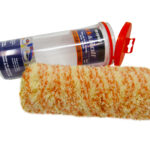 Nespoli Click and Roll Paint Roller Cover with Freshbox Malerstreif 3/4 inch High Productivity Fabric